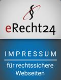 Weist Law - Rechtsanwalt - Rechtsanwalt Dirk Weist 71272 Renningen Deutschland - spezialisiert auf internationales Handelsrecht - erecht24-siegel-impressum-blau